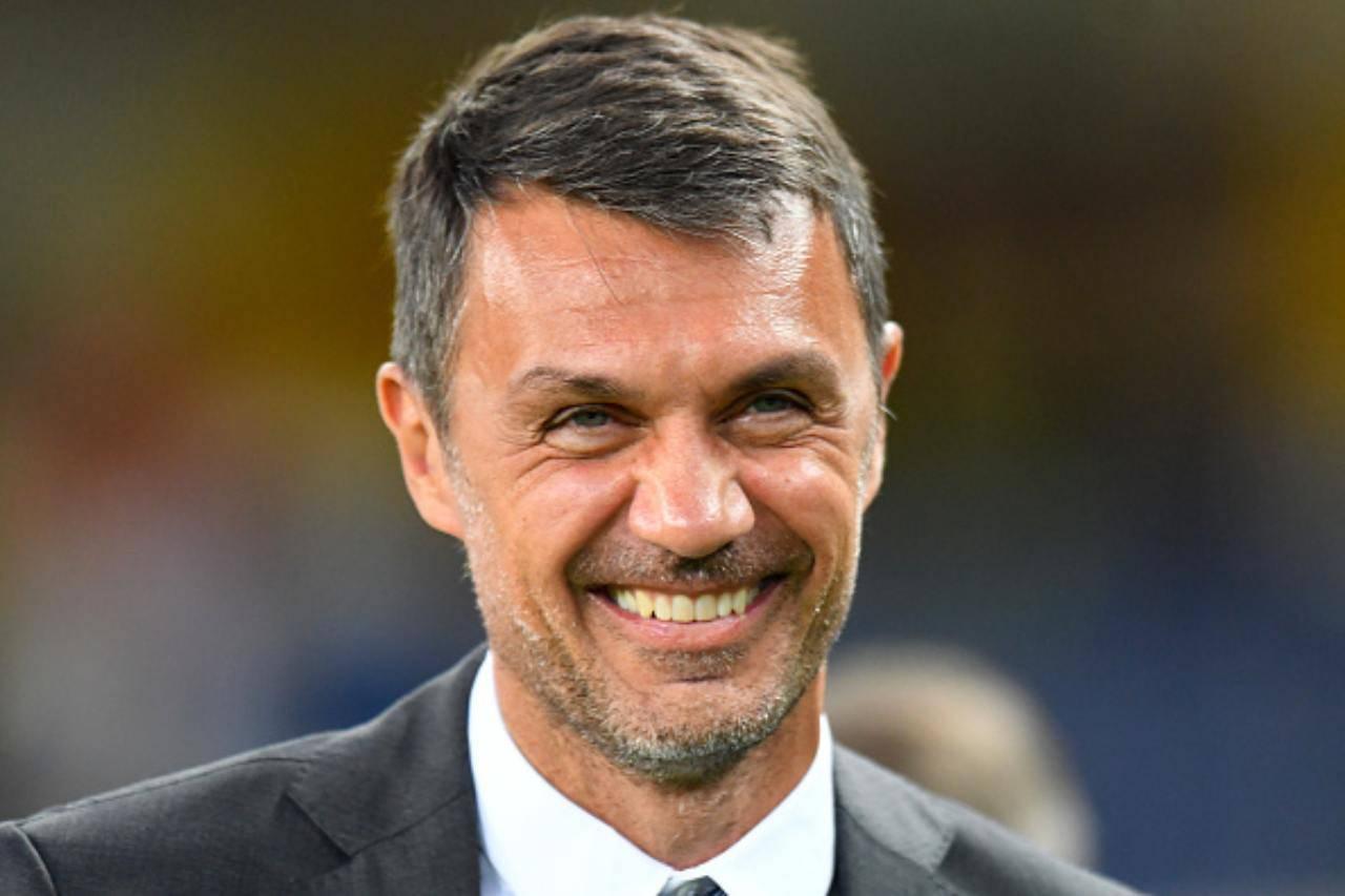 Maldini Pobega Milan