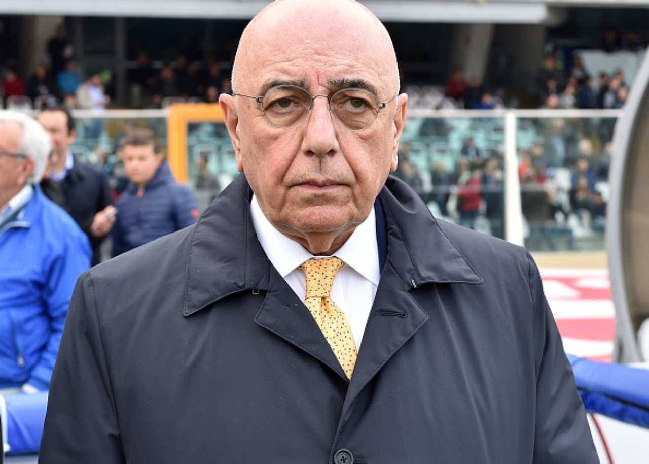 """Monza, Galliani: """"Qui la mia vita. Obiettivo Serie B"""""""