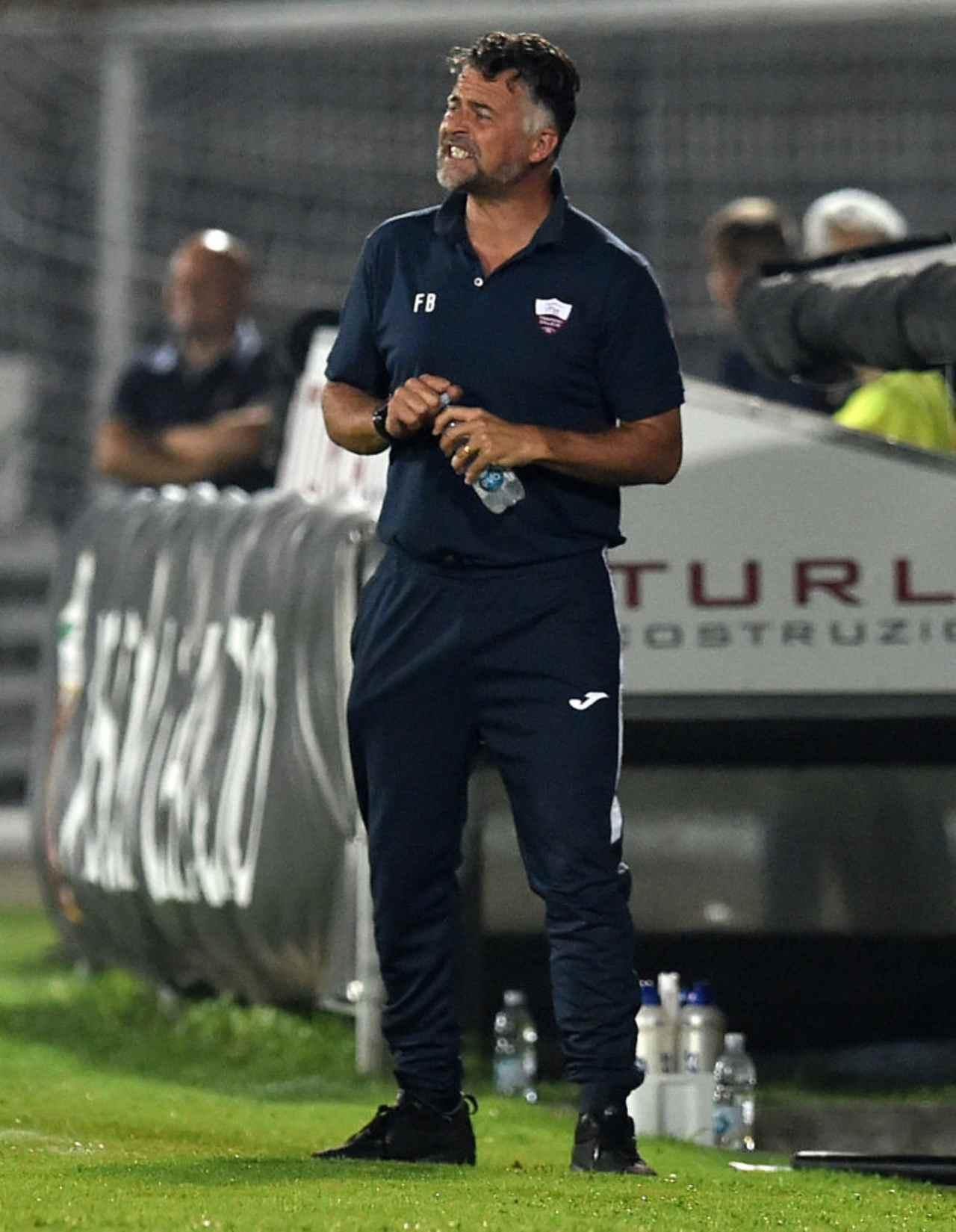 Calciomercato Trapani, Baldini traballa: scalpita Bisoli