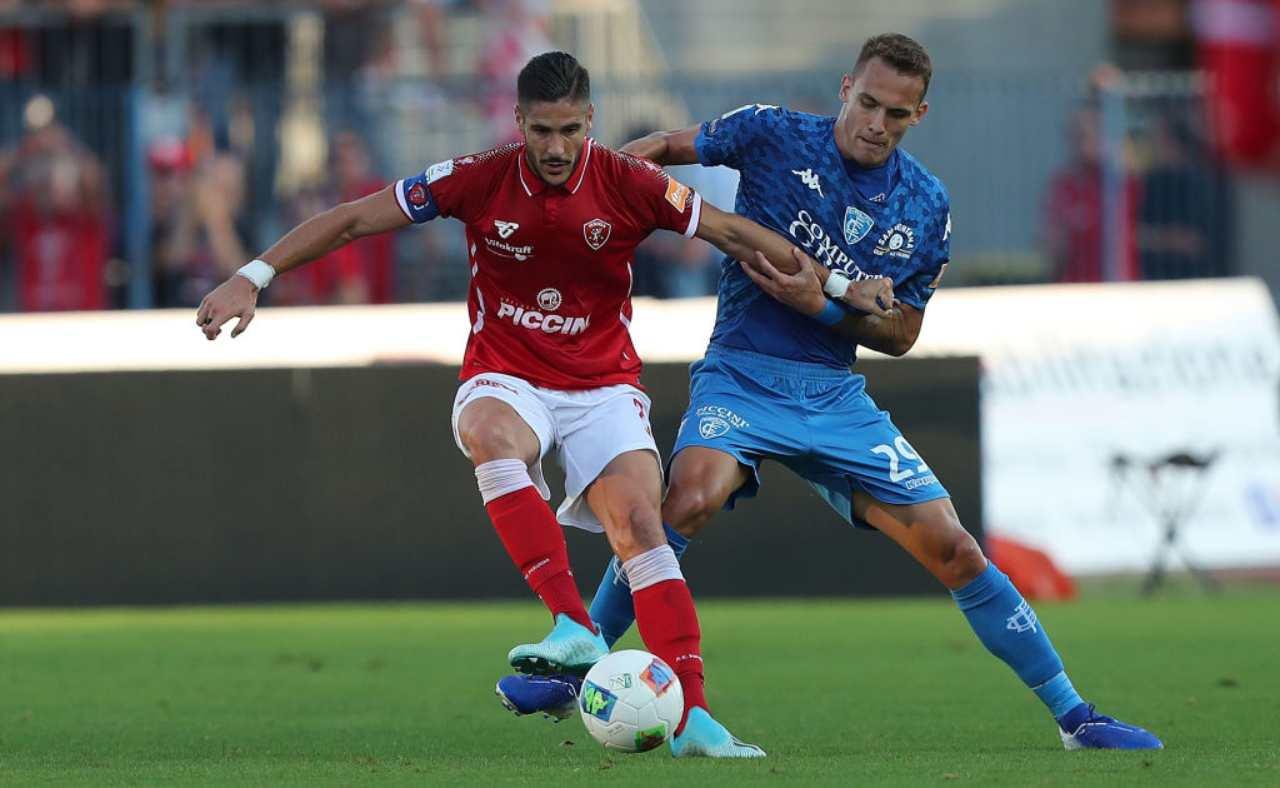 Calciomercato Entella, idee da Pordenone e Perugia: Monachello e Falcinelli