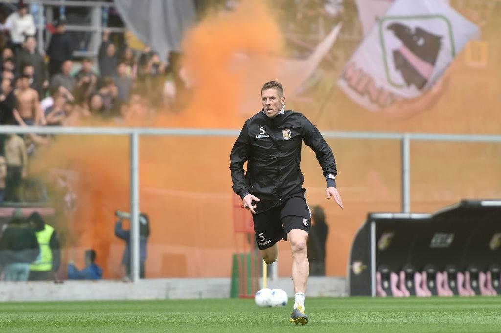 US Citta di Palermo Training Session-Rajkovic