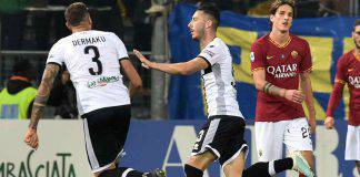 Mattia Sprocati Parma Pescara