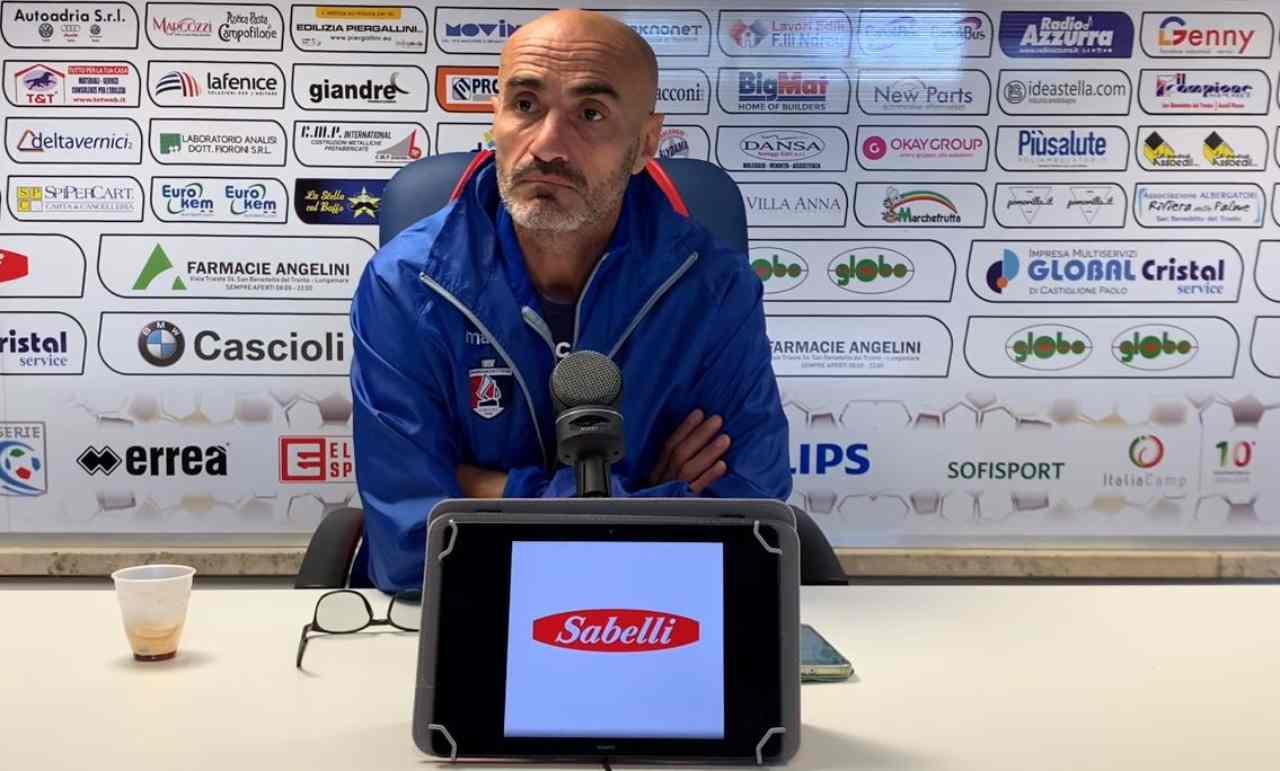 Paolo Montero Juventus Sambenedettese