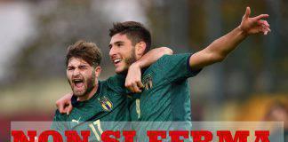 Italia Under 20 Borrelli