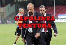 Calciomercato Salernitana esonero Ventura