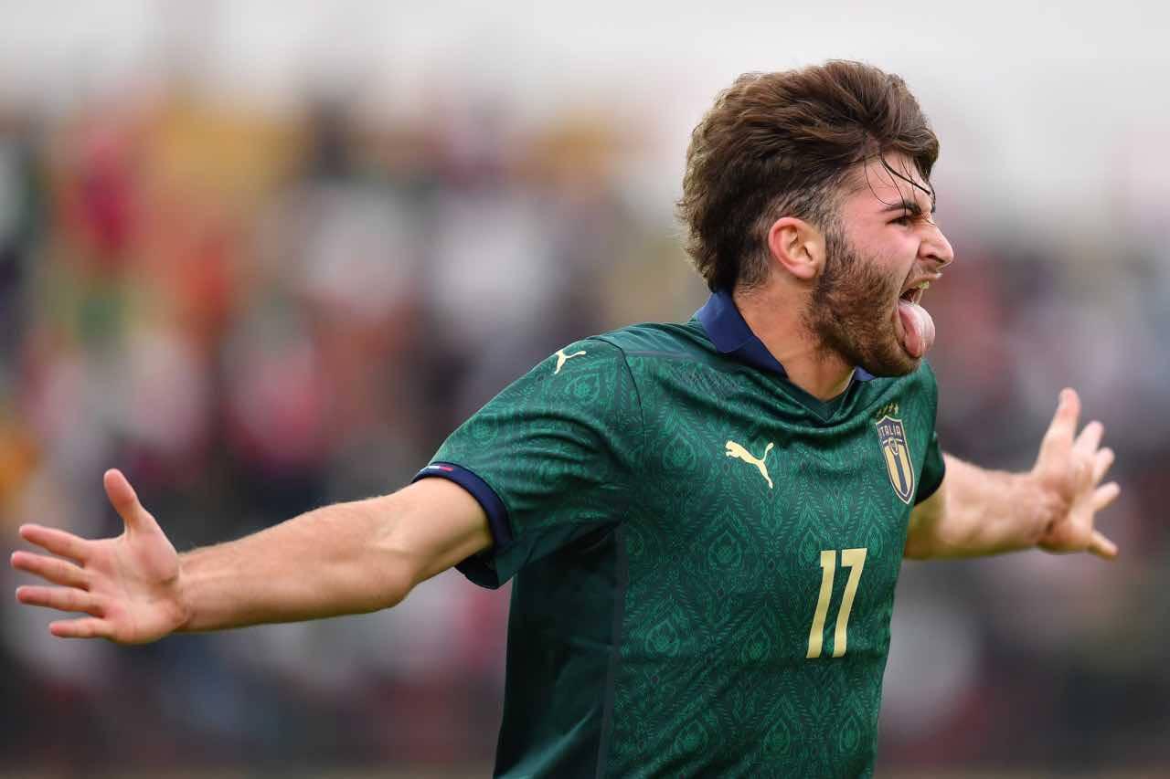 Juventus Under 23 Manolo Portanova Sampdoria Sarri