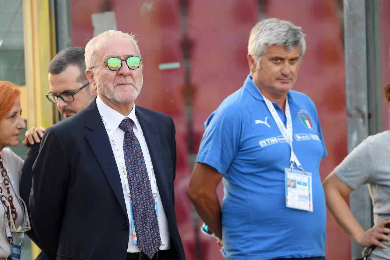 Ghirelli Sorteggio Serie C