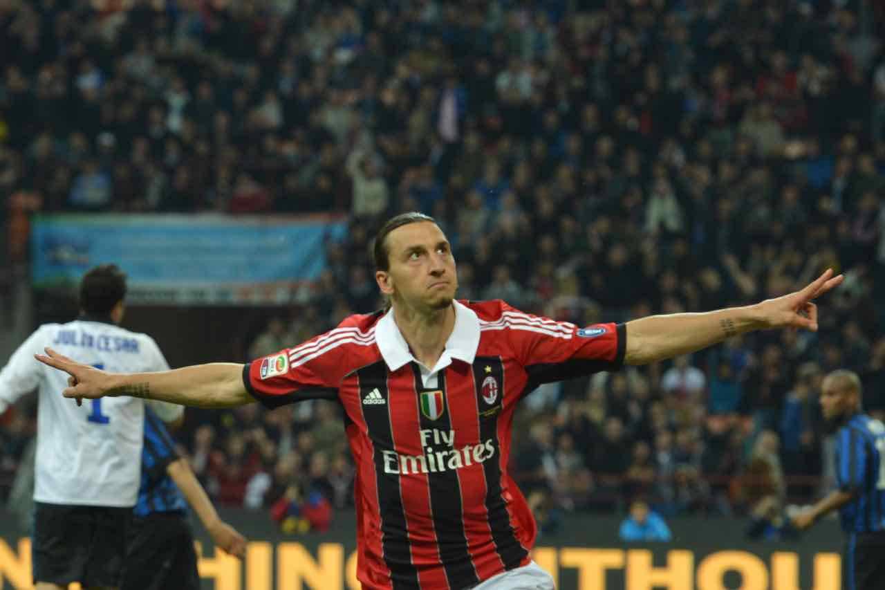Pescara Ibrahimovic Milan ufficiale Serie B