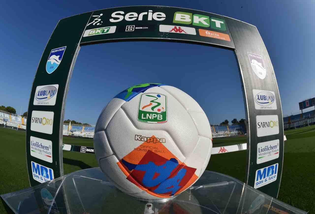 Serie B Caiata 40 squadre nord sud
