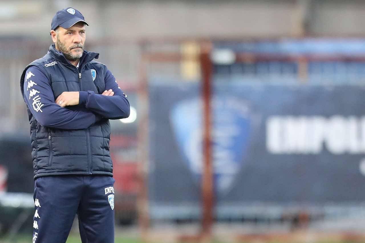 Cosenza Empoli Muzzi gol fantasma negato Serie B