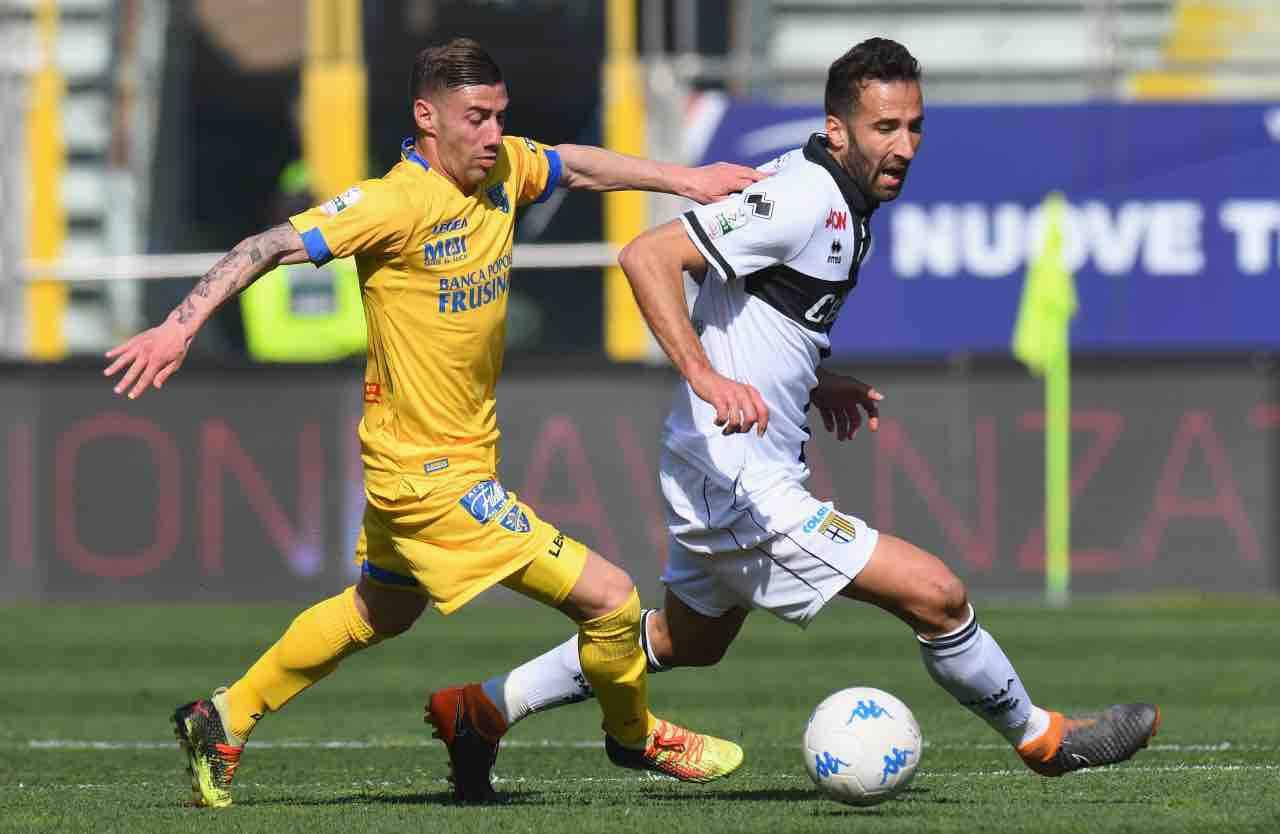 Calciomercato Pescara Citro Frosinone