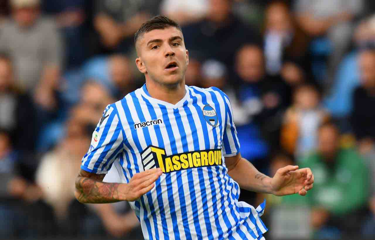 Coppa Italia Spal Lecce risultato formazioni tabellino
