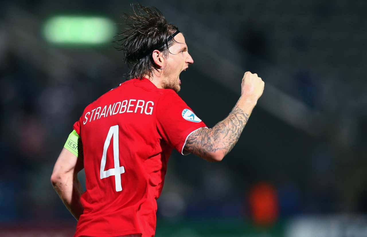 Calciomercato Strandberg ufficiale