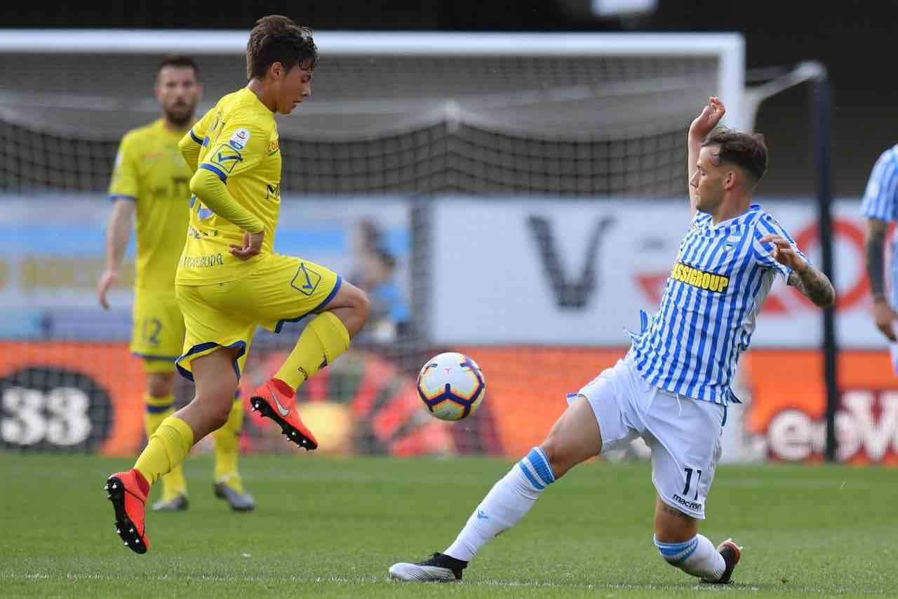 Calciomercato Chievo Vignato Bologna cifre Serie B