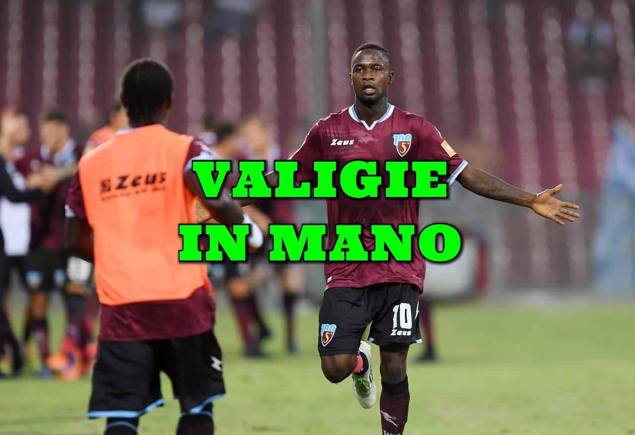 Calciomercato Salernitana Jallow Serie B
