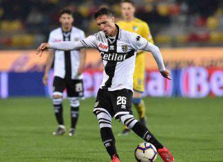 Coppa Italia Parma Frosinone risultato formazioni tabellino