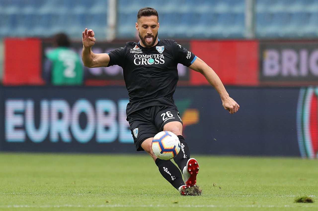 Calciomercato Empoli Silvestre Serie B Sampdoria Crotone Benevento
