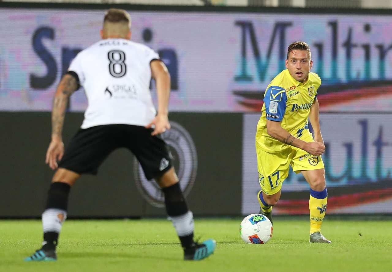 Calciomercato Giaccherini Spal Chievo Serie B