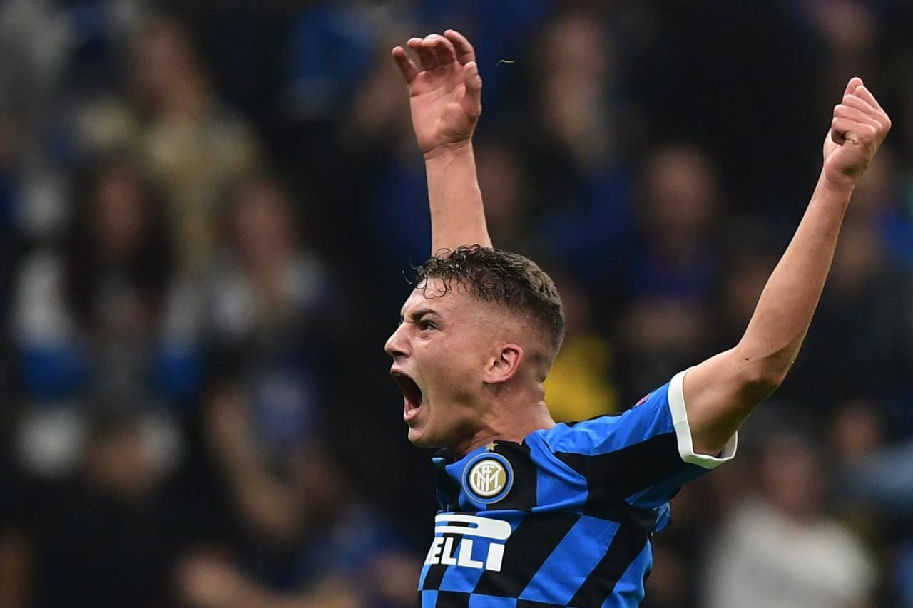 Calciomercato Inter Sebastiano Esposito Serie B