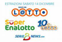 Estrazione Lotto, SuperEnalotto, 10eLotto