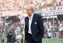 Salernitana Ventura Serie B Serie A