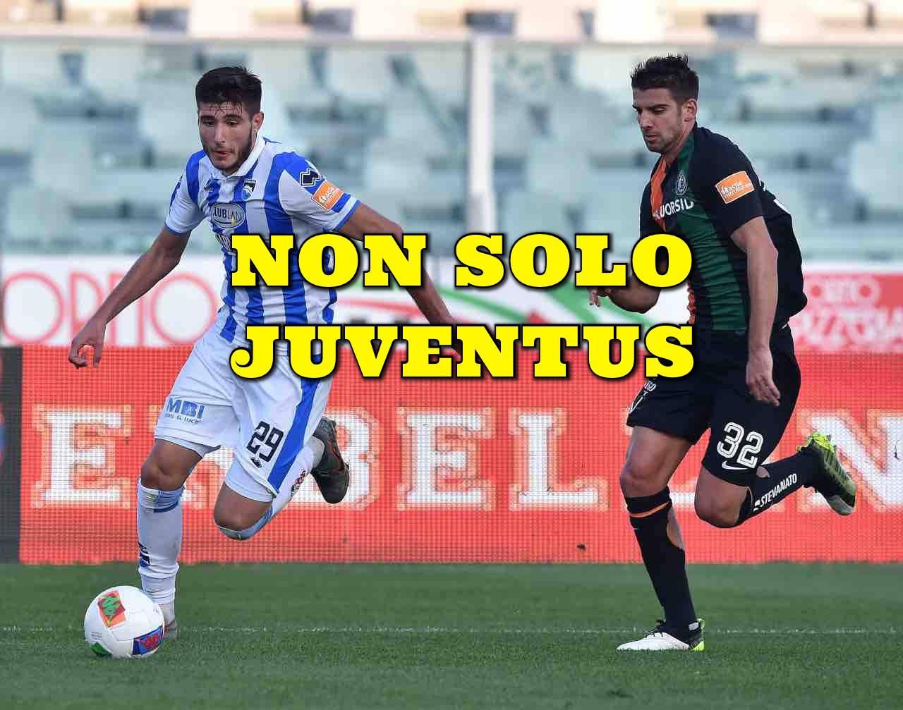 Calciomercato Pescara Borrelli Borussia Monchengladbach Juventus Serie B