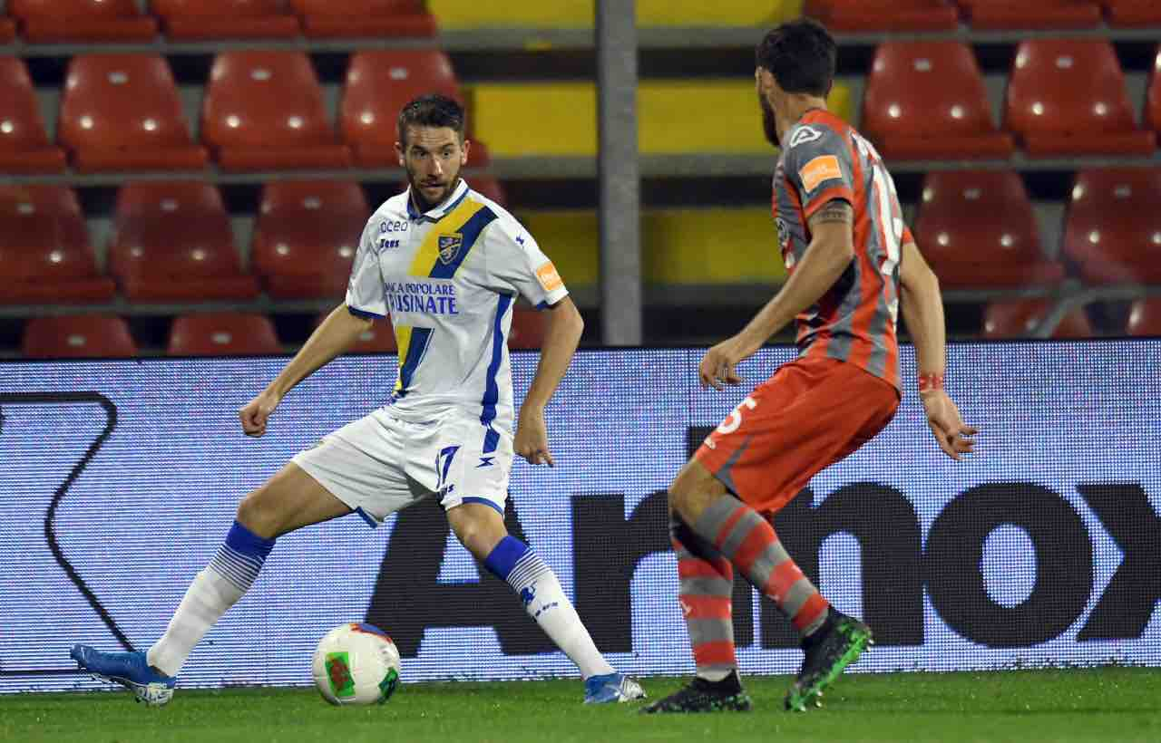 Calciomercato Frosinone, occhi dalla Serie A: Udinese su Rohden