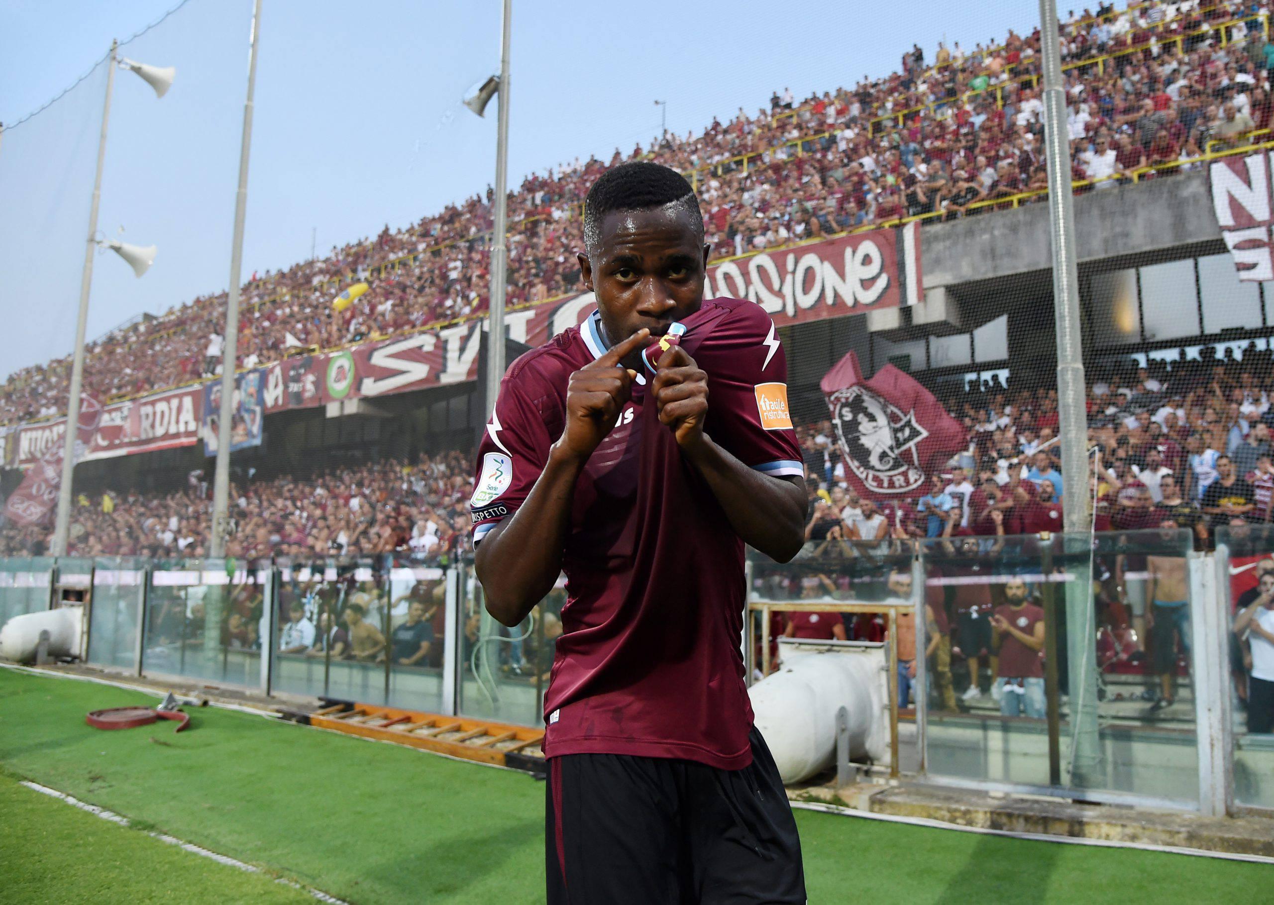 Lamin Jallow Salernitana Calciomercato agente