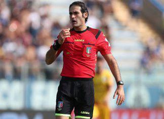 Serie B giornata 15, le designazioni arbitrali: a Camplone Pordenone-Crotone