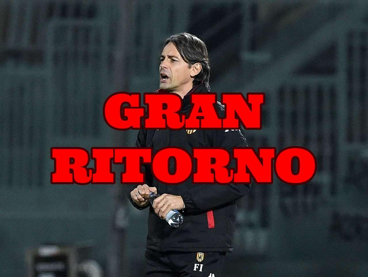 """Calciomercato Milan, ipotesi ritorno Inzaghi. L'allenatore: """"Lo sanno tutti che..."""""""