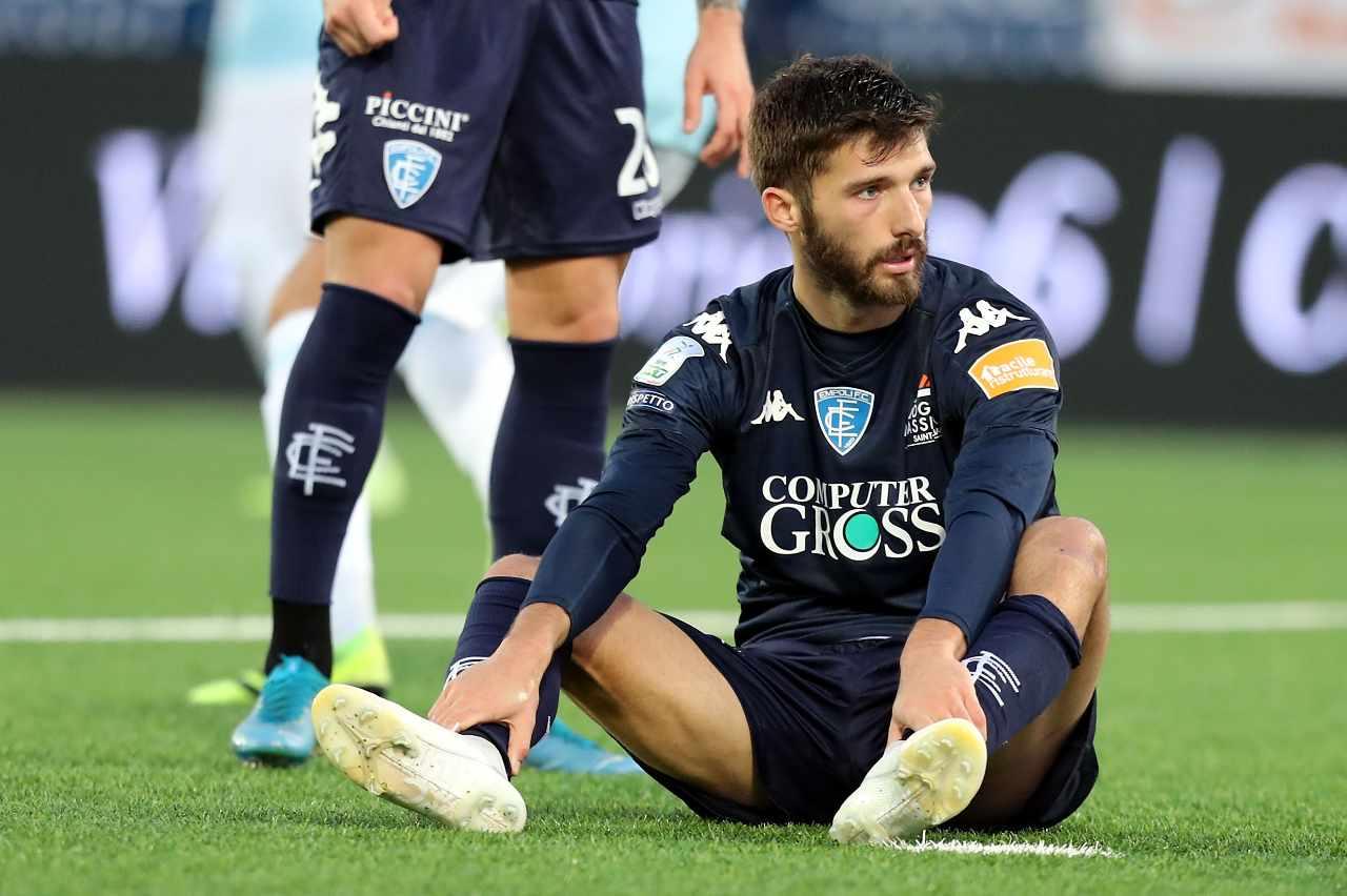 Leonardo Mancuso Empoli Spal Juventus
