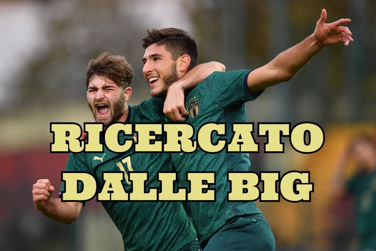 Calciomercato Pescara, Borrelli 'most wanted': Juventus, Parma e Fiorentina su di lui
