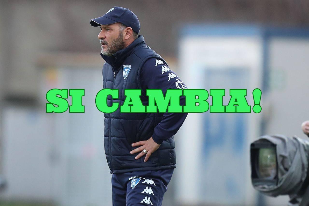 Calciomercato Empoli e Cremonese, esonero vicino per Muzzi e Baroni: pronti Buscè e Lucchini