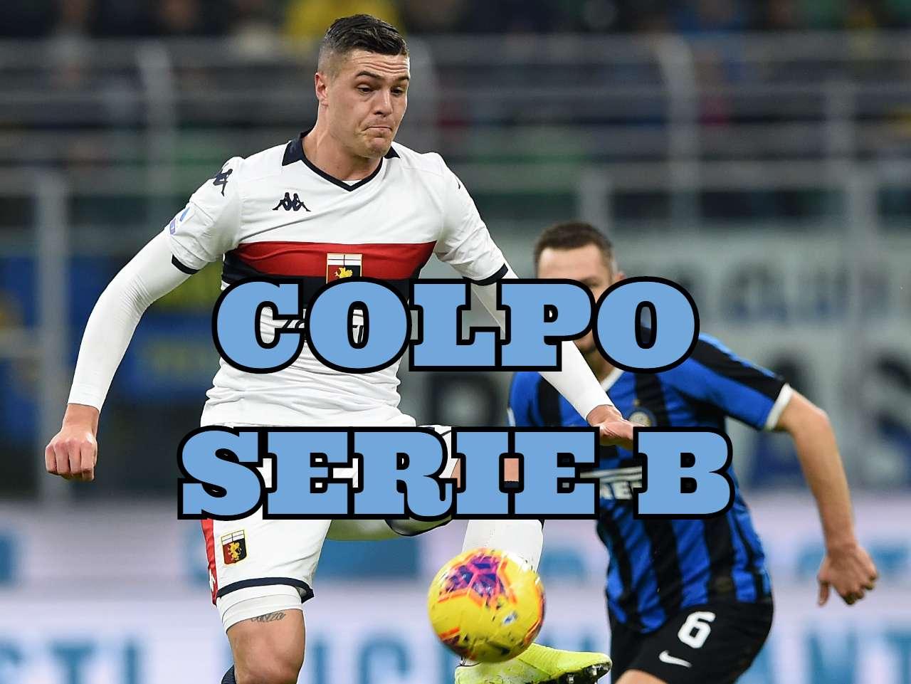 Calciomercato Genoa, per Favilli c'è la Serie B