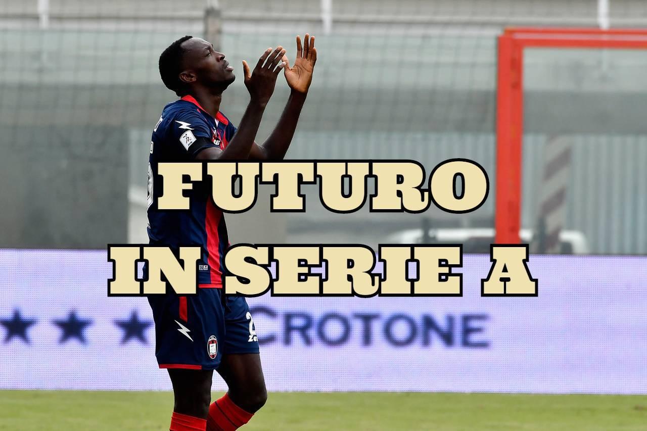 Calciomercato Crotone, l'addio a fine stagione: attaccante verso la Serie A