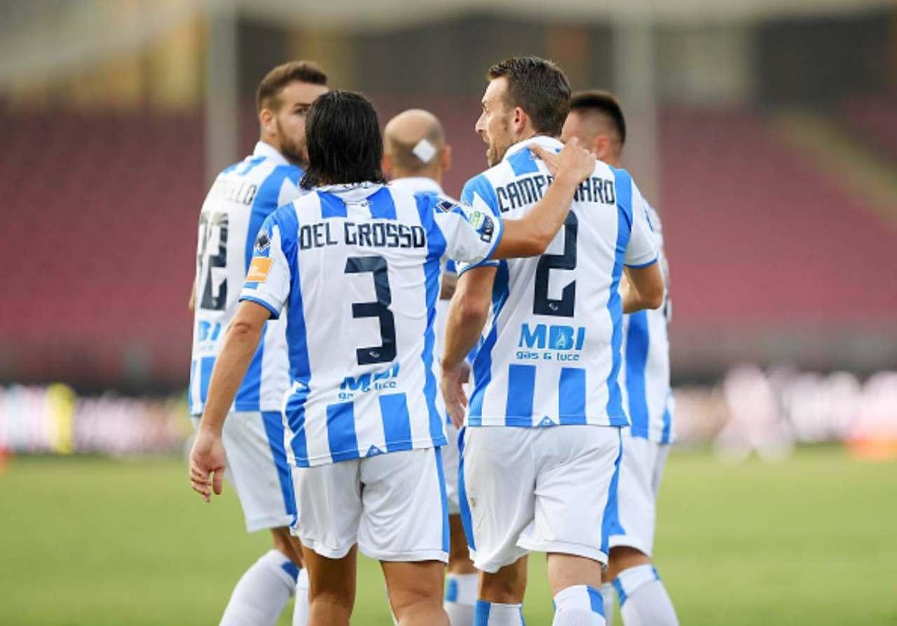 Calciomercato Pescara, tutti i nomi per l'attacco