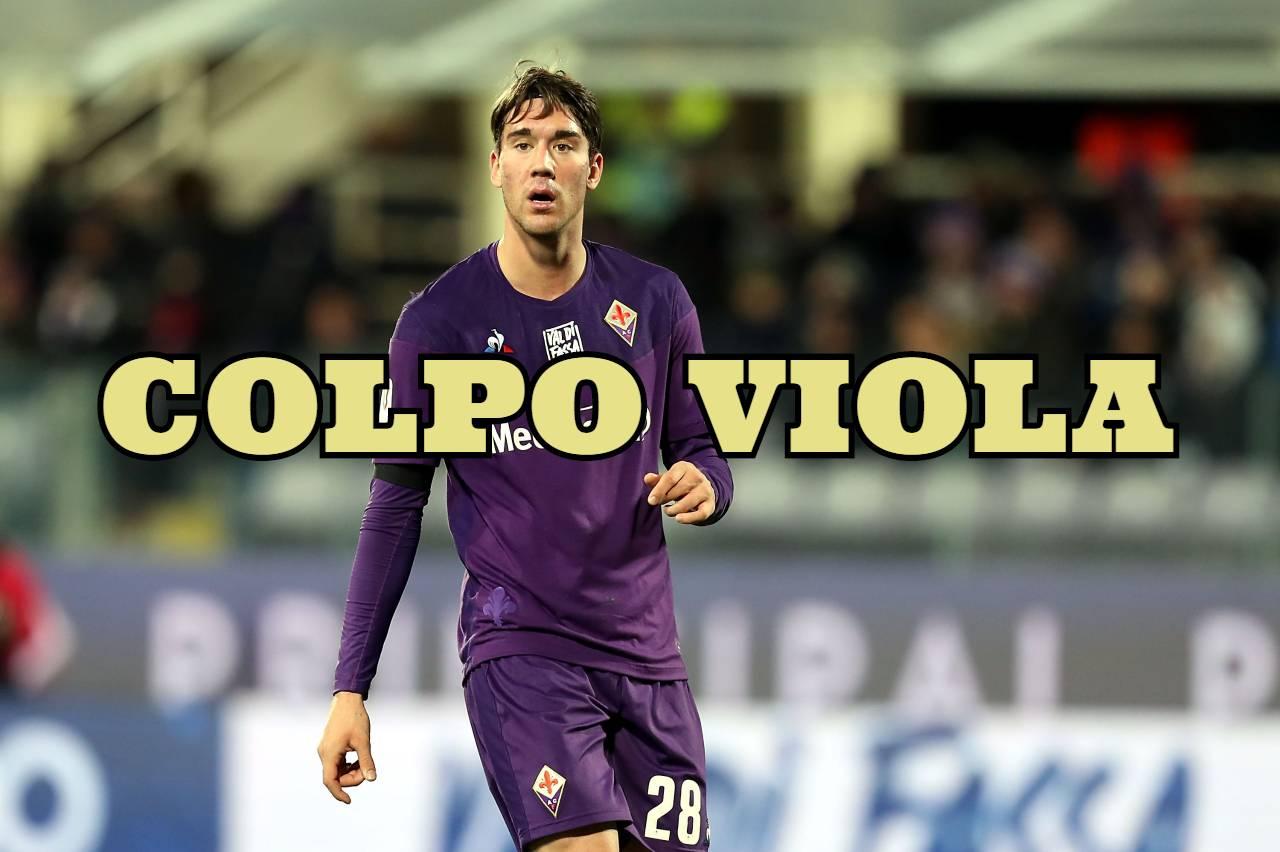 Calciomercato Salernitana, idea dalla Fiorentina: piace Vlahovic