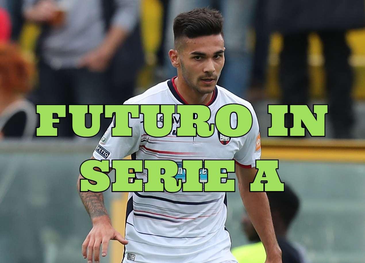 Calciomercato Crotone, futuro Crociata: sarà Serie A