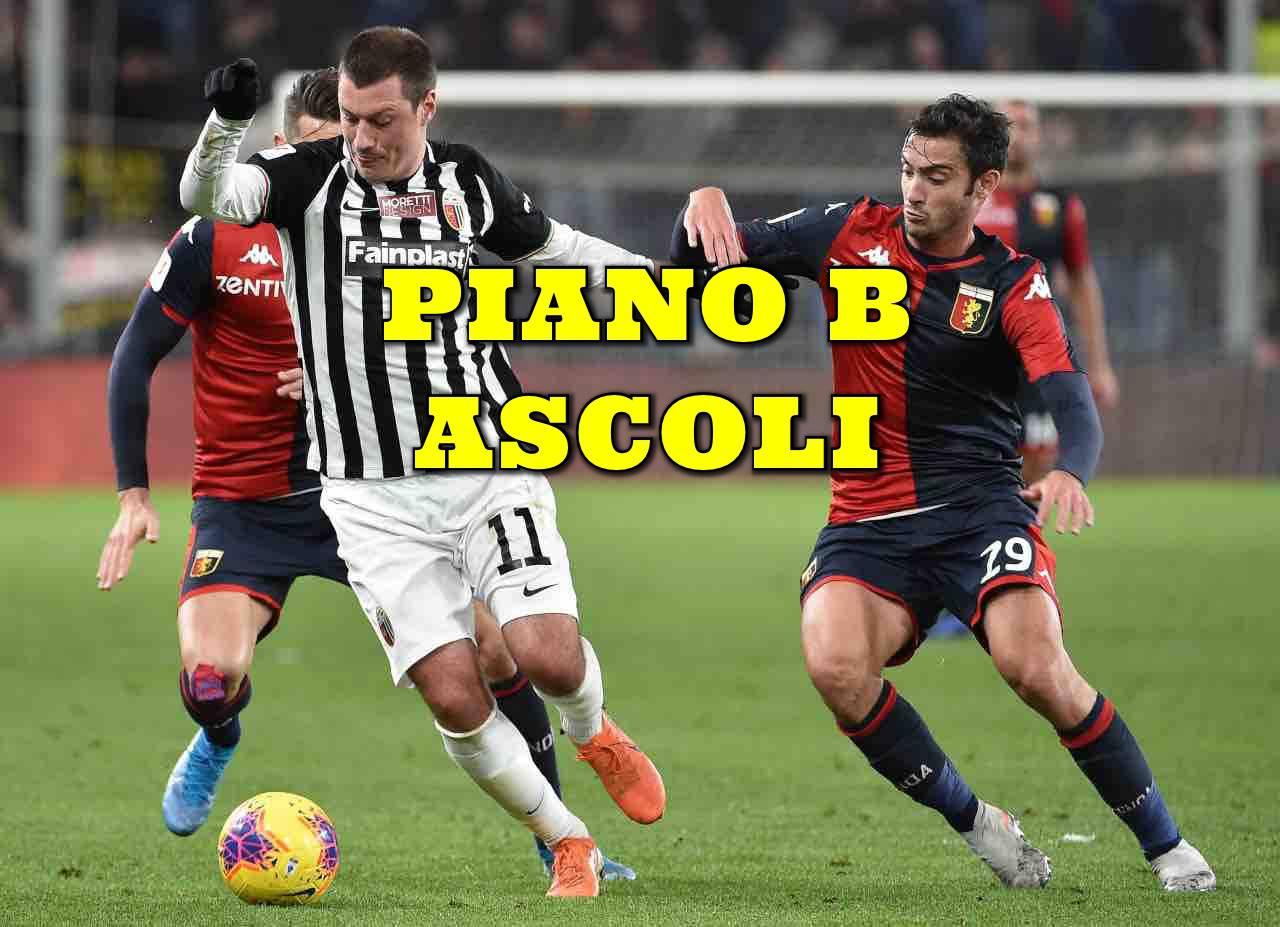 Calciomercato Ascoli Ninkovic Bari Beretta Serie B
