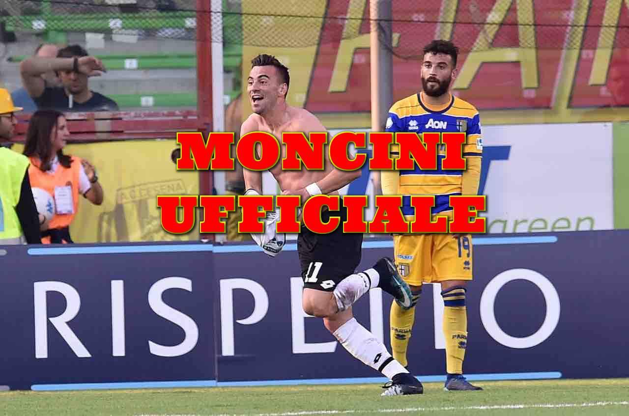 Calciomercato Benevento Moncini Spal ufficiale Serie B