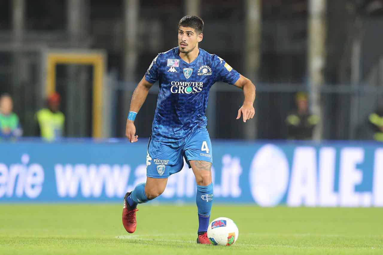 Calciomercato Empoli Nikolaou Sampdoria Augello Serie B