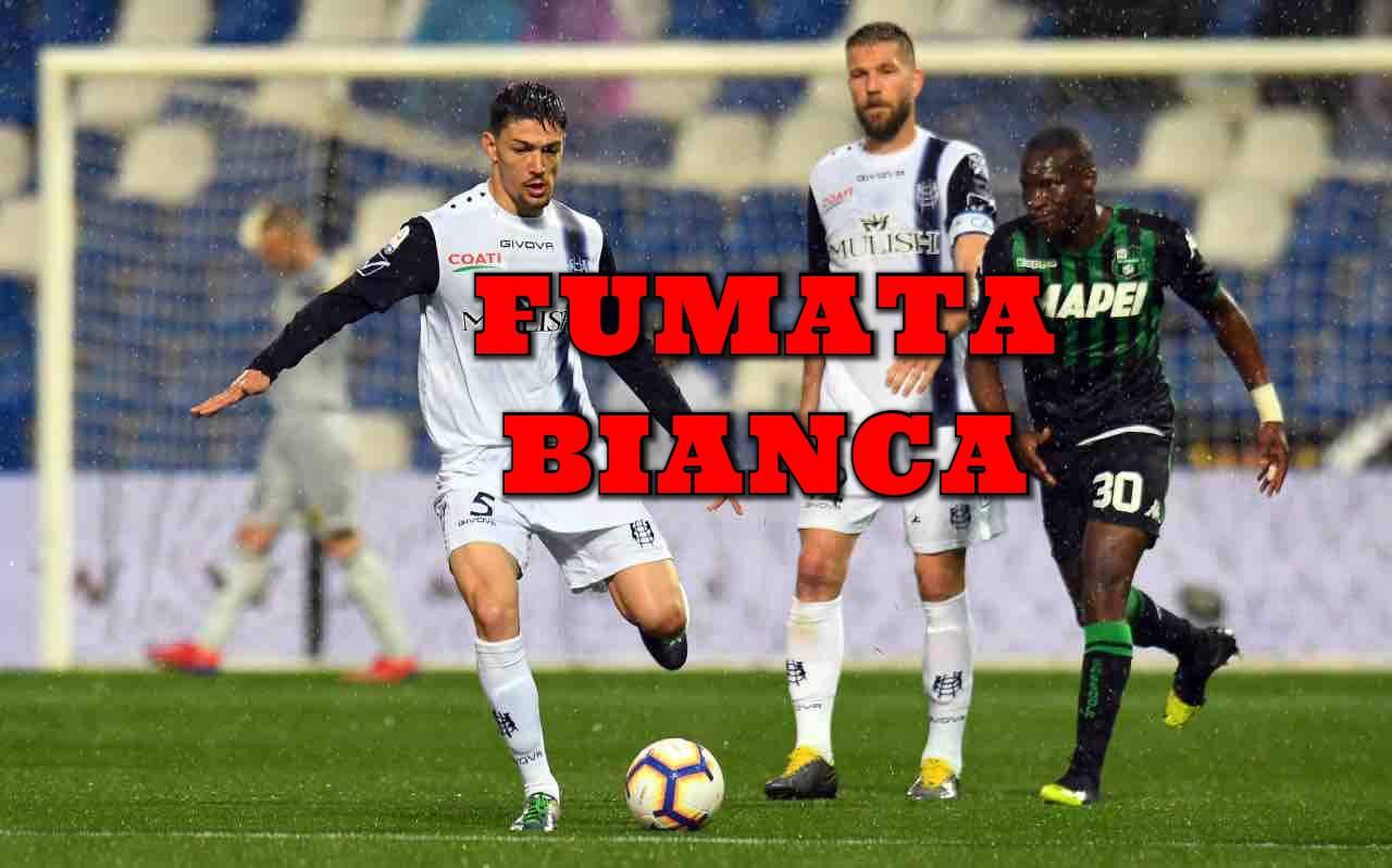Calciomercato Benevento Barba Valladolid Chievo Serie B