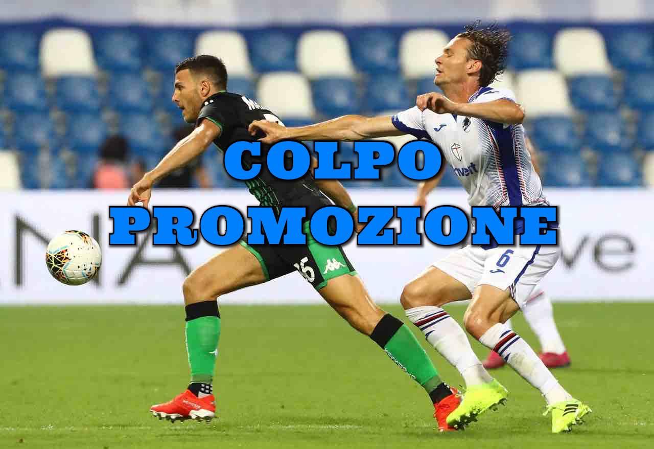 Calciomercato Entella Mazzitelli Sassuolo Roma Serie B