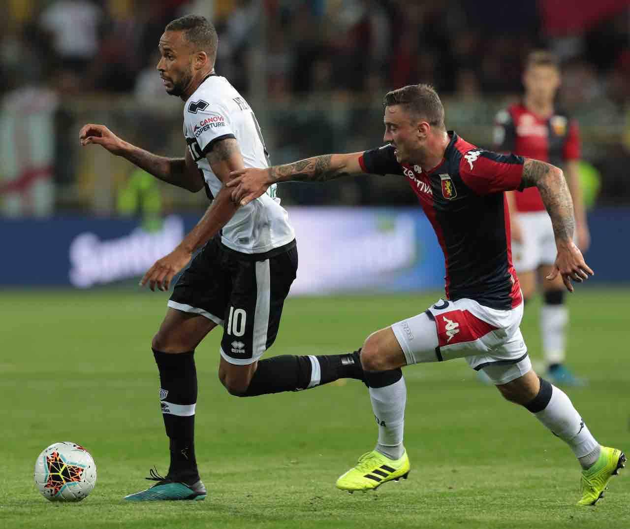 Calciomercato Ascoli Jagiello Genoa Serie B