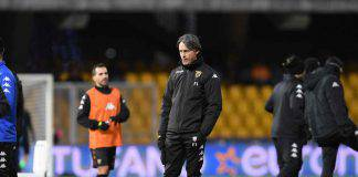 Benevento infortunio tello