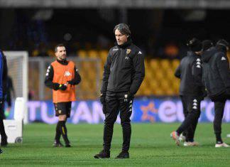 Benevento infortunio tello