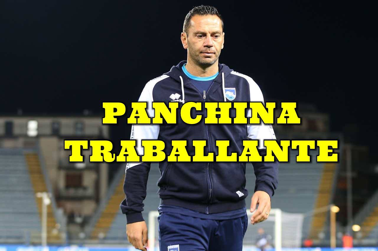 Calciomercato Pescara Zauri esonero Stellone Serie B
