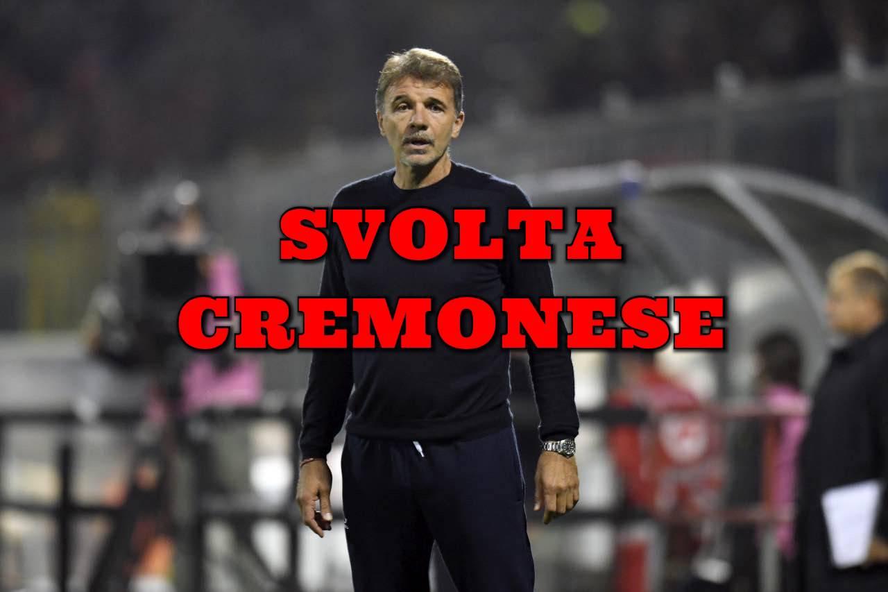 Calciomercato Cremonese esonero Baroni ritorno Rastelli Serie B