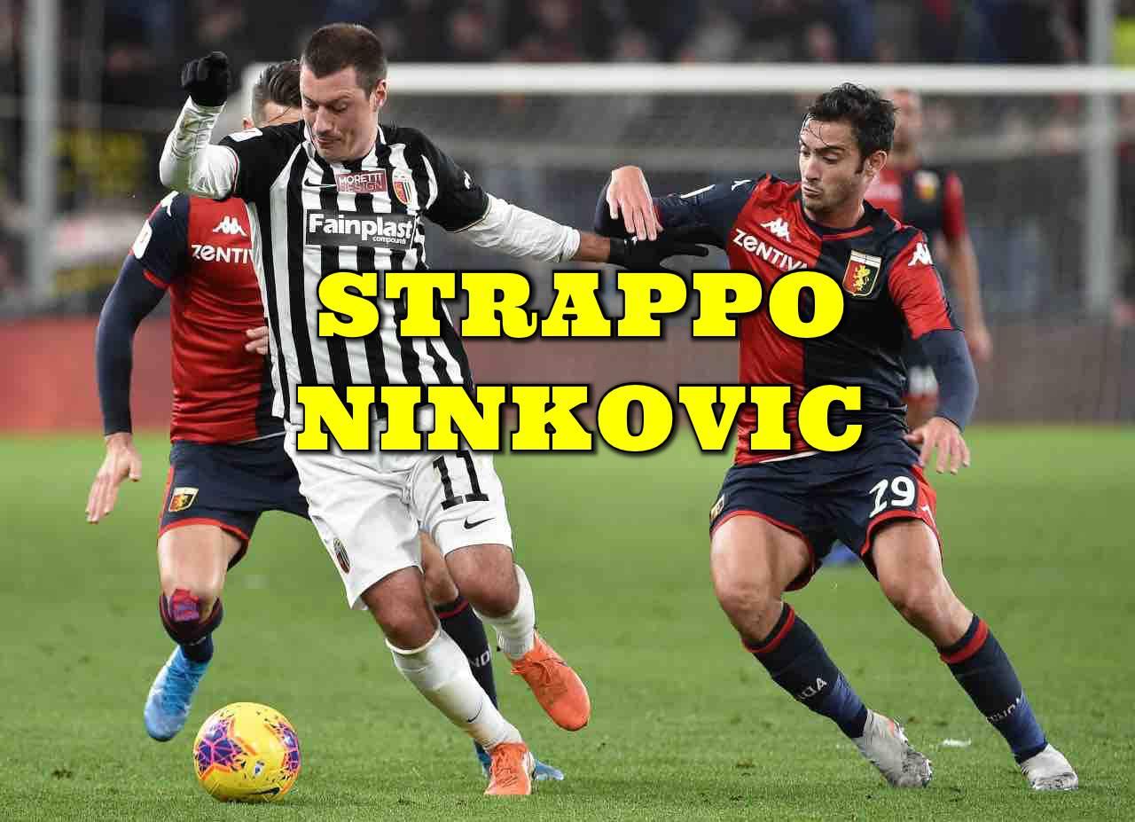 Calciomercato Ascoli Ninkovic Bari Serie B