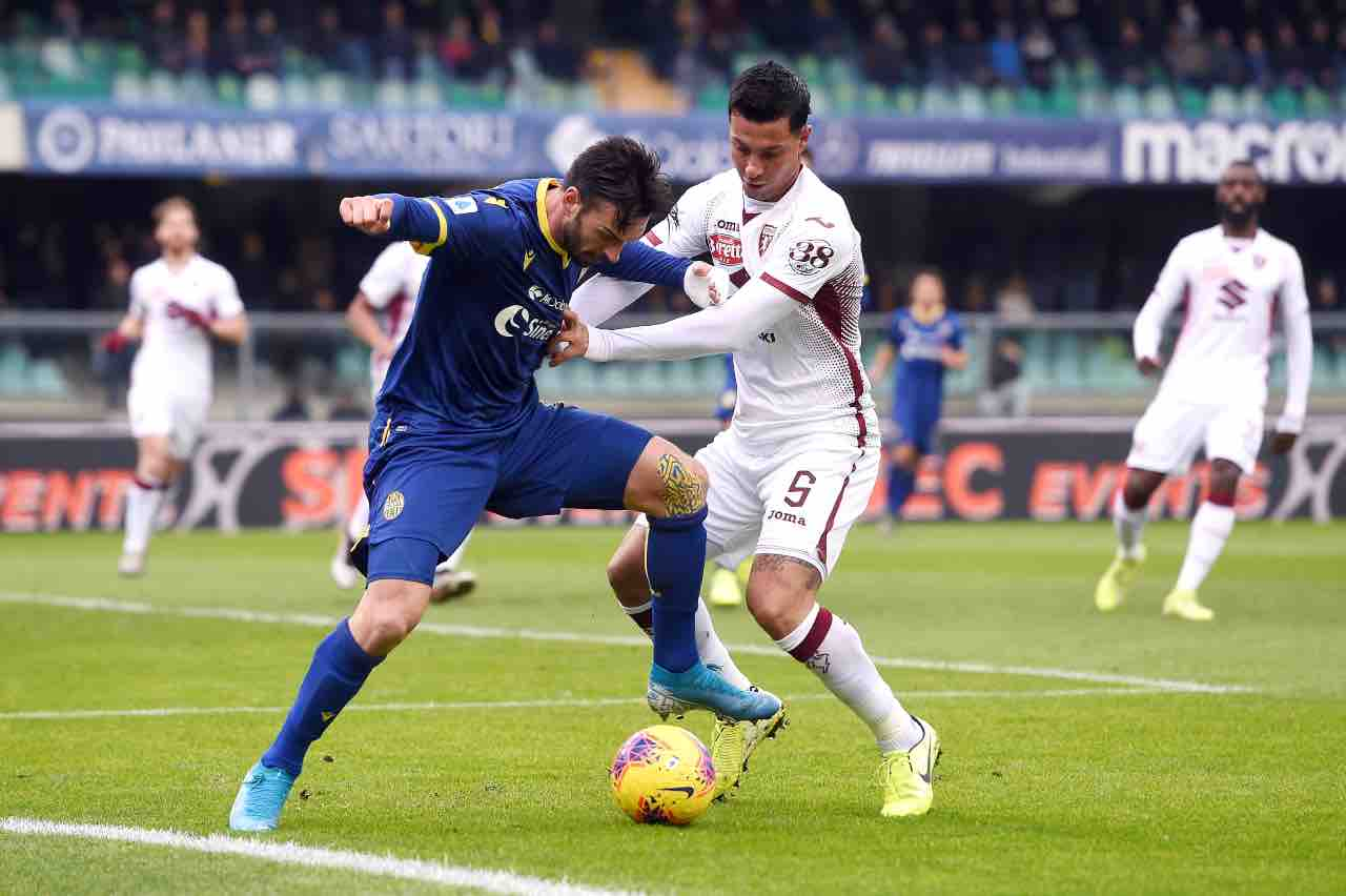 Calciomercato Frosinone Donnarumma Di Carmine Falcinelli Serie B